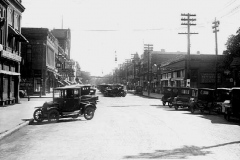 Main St. (looking south) - 1923 Austin, Mn
