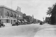 N. Main St. - 1932 (looking south)