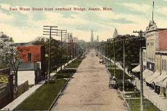 East Water Street Austin, Mn