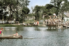 Colorized-old-pic-of-the-Austin-Mill-Pond-swimming-beach