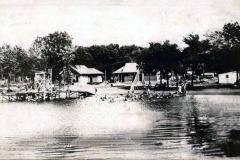 Swimming at Mill Pond Austin, Mn