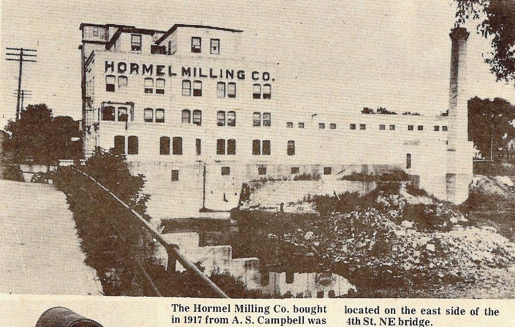 Hormel Milling Austin, Mn