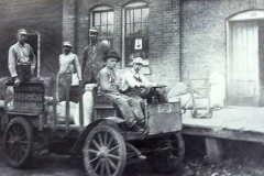 First truck in Austin. Campbell's Mill (located at 4th Ave. N.E.)