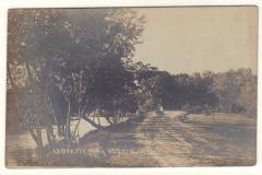 1909 at Austin's Lafayette Park (one near Marcusen Park baseball stadium) along the Cedar River.