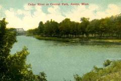 1910 Central Park Mill Pond