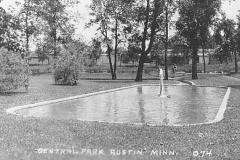 1930 of Austin's Central Park