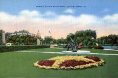 Horace Austin State Park Austin, Mn