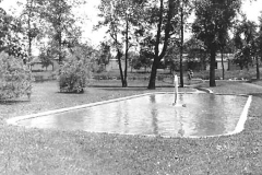 City Park - 1930 (was located on the property of the present day downtown Austin Utilities plant) Austin, Mn