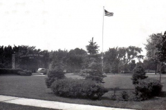 Horace Austin State Park (located at the end of N.Main St. - looking towards the NW from where the Municipal Pool is located today)