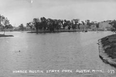 Horace Austin State Park 1925 Austin, Mn