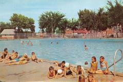 Austin Municipal Pool 1960
