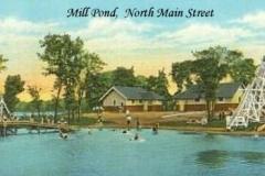 Mill Pond Austin, Mn