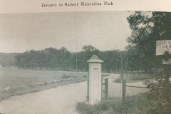 Entrance Ramsey Recreation Cedar River Austin, Mn