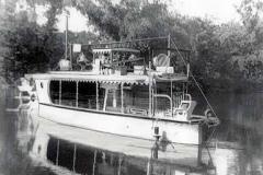 Ramsey Dam Boat Cedar River Austin, Mn