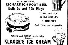 Klagge's 1954 Austin, Mn