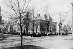 Austin High in 1930's.