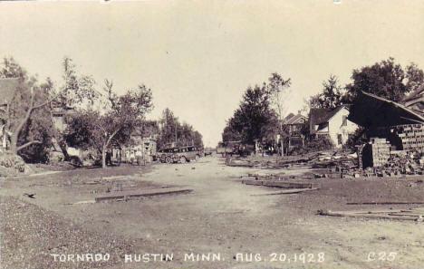 1928 Tornado Austin, Mn