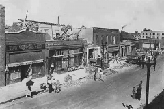 1928 Tornado Damage - 6 (Mill St.)