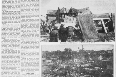 1953 1928 Tornado article - August 8th